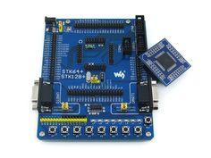 >> Click to Buy << AVR ATmega128 ATmega128A ATMEL AVR Development Board Kit + 2pcs ATmega128A-AU Core Board = Waveshare STK128+ Premium #Affiliate