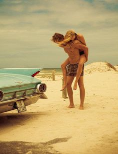 #couple #love #summer