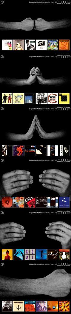 Depeche Mode 36CD Box Set