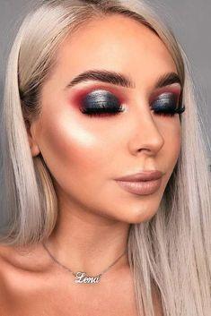 How To Apply Eyeliner, No Eyeliner Makeup, Eye Makeup Tips, Beauty Makeup, Makeup Ideas, Makeup Hacks, Makeup Style, Makeup Looks 2018, Makeup 2018