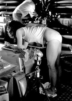 Sigourney Weaver in Alien (1979).
