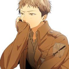 awwww what's wrong Jean?~ ♥ *hugs him*
