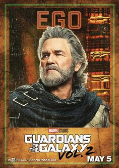 Kurt Russell in Guardians of the Galaxy Vol. 2 (2017)