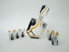 Glass - Decanter and Drinks Sets