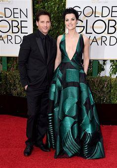 2016 Golden Globe Awards fashion - Fashion hits and misses at the 2016 Golden Globe Awards