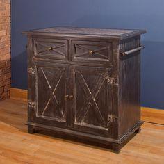 Hillsdale Furniture's Bellefonte X Design Kitchen Island
