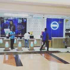 Dell Shop Sign Acrylic #lasercutting #shopsign #acrylic #medan #pasacrylic by pas.acrylic