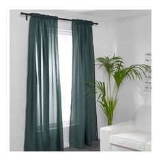VIVAN Curtains, 1 pair  - IKEA