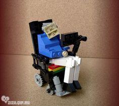 Stephen Hawkins Lego set