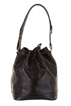Louis Vuitton Epi Noir Noé Shoulder Bag Find it at starbags.eu