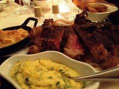 Le Beef Club Paris Cote de boeuf