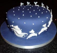 Christmas Cakes | Categories | Bespoke Celebration Cakes