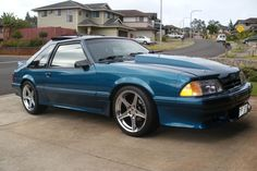 Foxbody Wheel Picture Thread - Page 128 - Ford Mustang Forums : Corral.net Mustang Forum