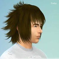 My Sims 4 Blog: Hair by Shiki18