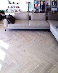 Visgraat keramisch parket rex selection cream oak