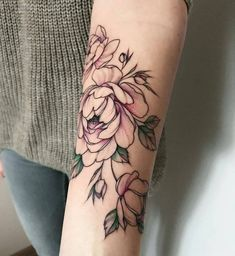 "4,889 Likes, 14 Comments - Tattoo INGG (@tattooingg) on Instagram: ""Artista: @korolevatattoo __________________________________ #colored#colortattoo#tattoo #art…"""