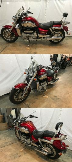 2005 Triumph Rocket III [Low Miles] Triumph Motorcycles For Sale, Triumph Rocket, The Unit