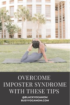 Don't let Imposter Syndrome steal your joy. Use these tips to help you get back to YOU while leaning into your purpose. #impostersyndrome #wellness #selfcare #selflove #mentalwellness #confidence #entrepreneur #healthylifestyle Yoga Mom, Words Of Encouragement, Self Love, Let It Be, Business, Tips, Self Esteem, Encouragement Words, Store