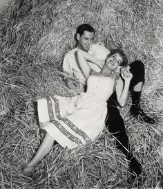 """Debbie Reynolds in """"The Mating Game"""" (1959) 