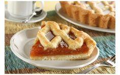 A jam dessert Greek Sweets, Greek Desserts, Cookie Desserts, Greek Recipes, Wine Recipes, Dessert Recipes, Cooking Recipes, Sweet Pie, Sweet Tarts