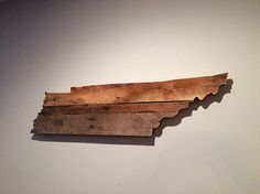 Small Reclaimed Tennessee Sign by AaronsCustomWoodwork on Etsy