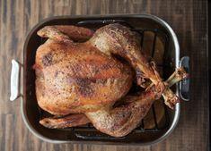 Dry Brined Roast Turkey - Chez Us