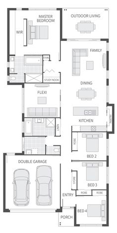 Coral Homes :: Avoca Series features