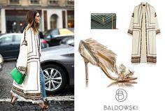 Get inspired with Baldowski #boho #bohochic #baldowski #fashion