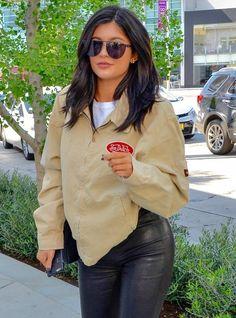 Kylie Jenner Photos - Kylie Jenner Stops by Barneys New York - Zimbio