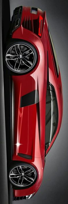 Audi R8 Concept by Levon