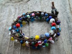 Get to the Basics Woven Bracelet by Love is a Seed by LoveisaSeed, $6.00