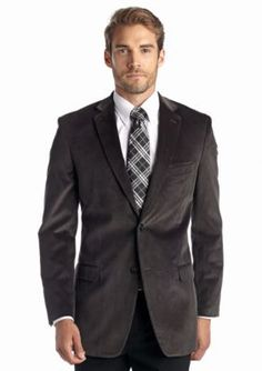 Big & Tall Chaps Classic-Fit Corduroy Sport Coat | Mens Big And ...