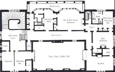 In 1914 millionaire Arthur Curtiss James commissioned the architectural firm of Allen & Collens of Boston to design a large mansion on...