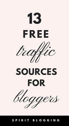 Blogging tips   How to get more traffic #socialmediamarketingstrategy
