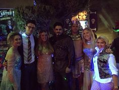 Fantastic friends = a night out of crazy  beautiful. I will never forget our Trolley Adventure! Love you all  #halloween2015  #happyhalloween #halloweentrolley #halloweencostumes #bestfriends