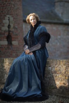 Janet McTeer in THE WHITE QUEEN (2013)