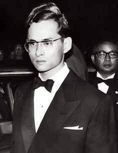 ♔♔♔ His Majesty King Bhumibol Adulyadejand, King Of Thailand ♔♔♔