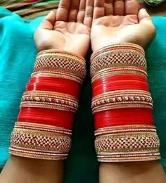 You do things… Wedding Chura, Wedding Wear, Gift Wedding, Bouquet Wedding, Wedding Nails, Wedding Things, Punjabi Chura, Punjabi Bride, Punjabi Wedding