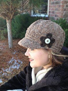 Anja's Hat - free Ravelry Pattern