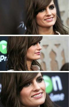 stana katic at the hand of god premiere