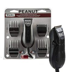 Amazing offer on Wahl Professional Peanut Clipper/Trimmer Black - Great On-the-Go Trimmer Barbers Stylists - Powerful Rotary Motor online - Topbrandshits Short Hair Cuts, Short Hair Styles, Hair Clippers & Trimmers, Amazon Beauty Products, Big Lips, Putting On Makeup, Unisex, Men's Grooming, Smart Tv