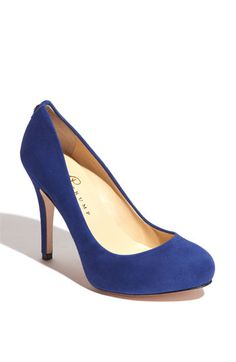 I am wearing blue suede shoes at my wedding... this is a non-negotiable.