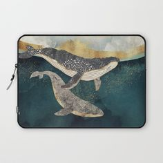 Bond II Laptop Sleeve by spacefrogdesigns | Society6