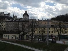 Almost jumped off the train in Salzburg it was SO amazingly beautiful.  I want to go back and explore.