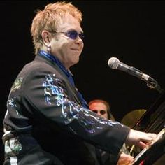 Elton John, the 2nd time