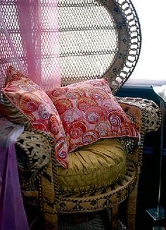 The Bohemian Chair - Vintage Bohemian Home