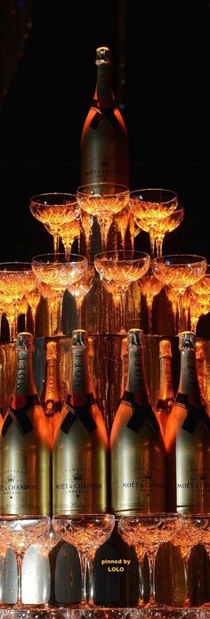Happy New Year Ladies! & Let's Celebrate with Moët & Chandon. Moet Chandon, Champagne, Orange, Happy New Year, Wines, Party Time, Photos, Black Tie, Glamour Party