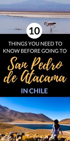 10 things to know before going to San Pedro de Atacama, Chile Europe Travel Tips, Packing Tips For Travel, Travel Usa, Europe Packing, Traveling Europe, Backpacking Europe, Packing Lists, Travel Hacks, Travel Essentials