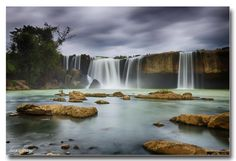 Dray Nur waterfall by Huyen Hoang on 500px