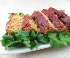 Paleo Meatloaf - This is by far the best meatloaf I've ever tasted! It is Paleo, gluten-free and grain-free, made without the usual fillers and prepared sauces. This recipe works equally well with ground beef, lamb, buffalo, or turkey. Plus it's so easy to make! I don't often use coconut flour, but in meatloaf it's perfect – it absorbs liquid as it bakes, for a firm texture that's easy to slice. Note: I (Joanna) like this better with half the coconut flour and an equal amount of cooked…